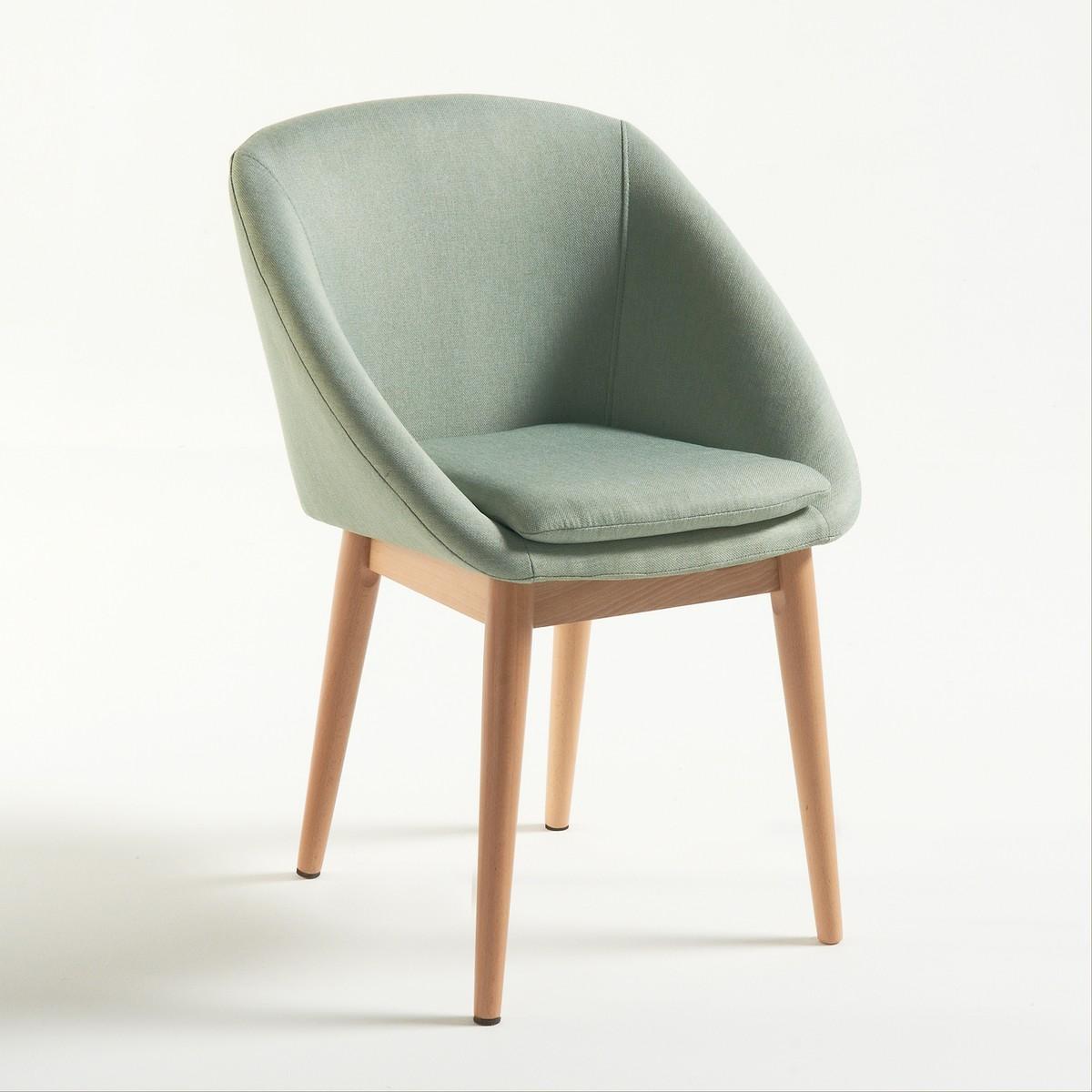 la redoute fauteuil de table jimi vert pâle