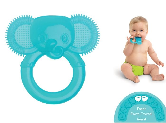 FIRST BITES STAGES TEETHER ELEPHANT
