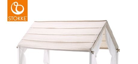 Stokke® - Home™ Bed Roof Natural