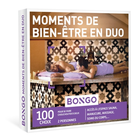 Moments de Bien-être en Duo