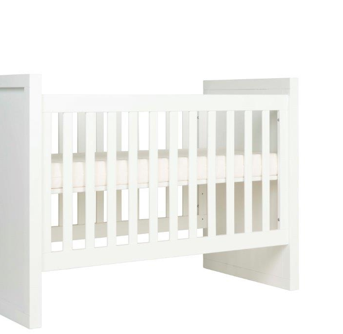 PERICLES – MONACO WHITE COT 60X120 KIT NOT INCLUDED