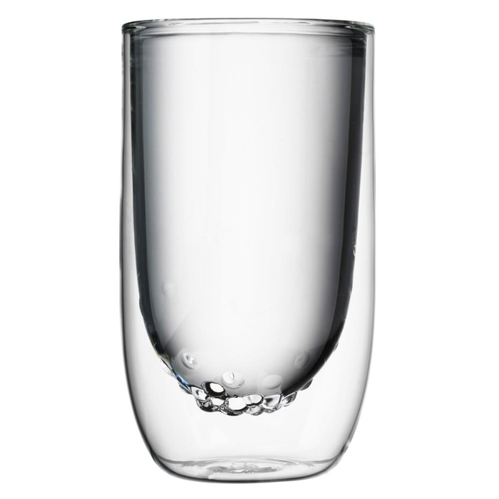 Elements set of 2 double-walled glasses water 350ml