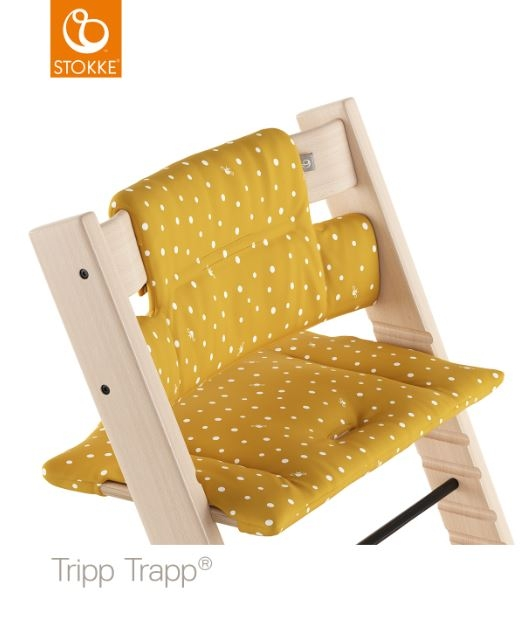 STOKKE - TRIPP TRAPP® CUSHION OCRE ABEILLE
