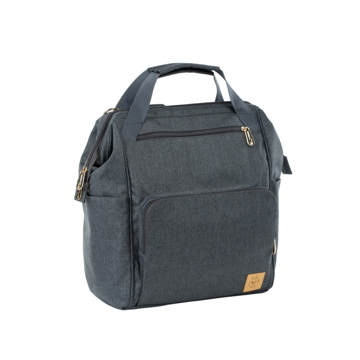 LASSIG - GLAM GOLDIE BACKPACK ANTHRACITE