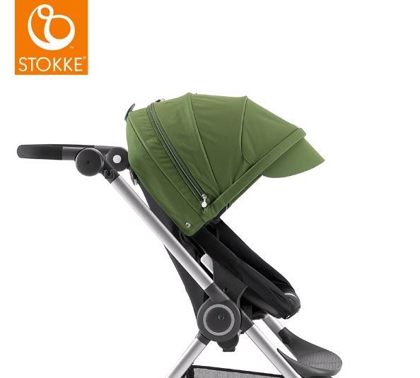 STOKKE® - SCOOT™ CANOPY GREEN