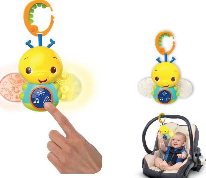 BEAMING BUGGIE TOY