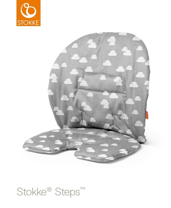 STOKKE® STEPS™ BABY SET CUSHION GREY CLOUDS