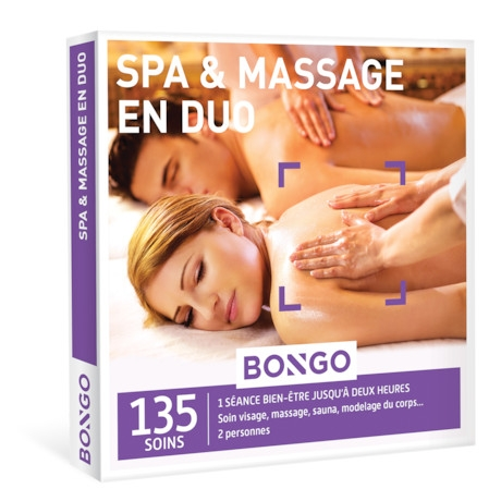 Spa & Massage en Duo