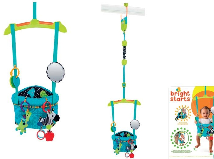 BOUNCE'N SPRING DELUXE DOOR JUMPER