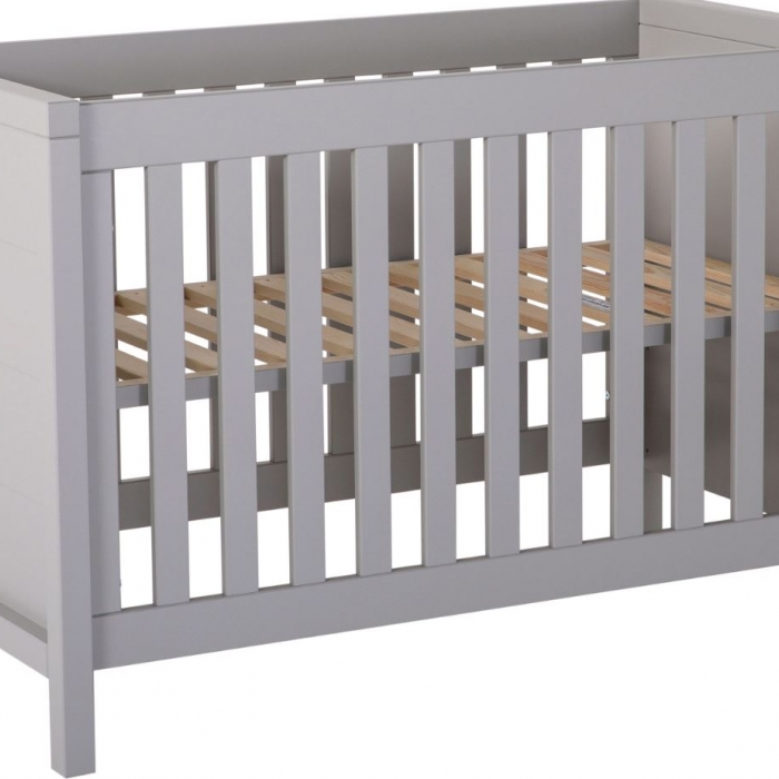 QUAX - STRIPES GRIFFIN GREY BED 140*70 + JUNIOR