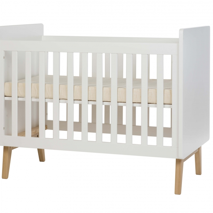 PERICLES - PURE BABY COT 120X60CM