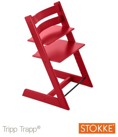 TRIPP TRAPP® CHAIR RED