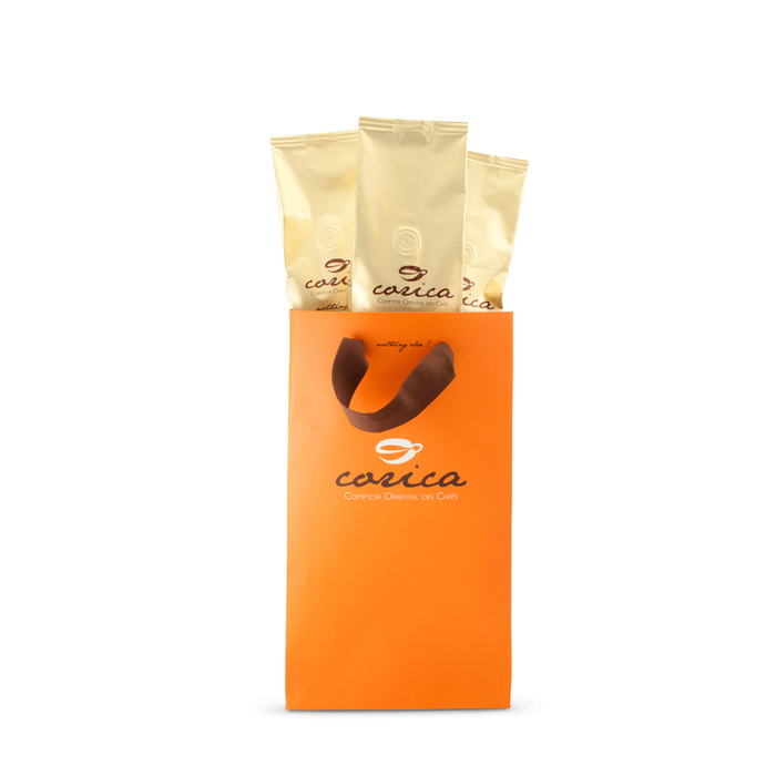 Corica wake-up pack - coffees in beans