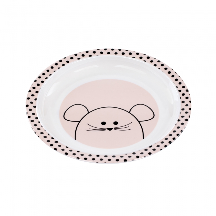 LASSIG - PLATE LITTLE CHUMS MOUSE