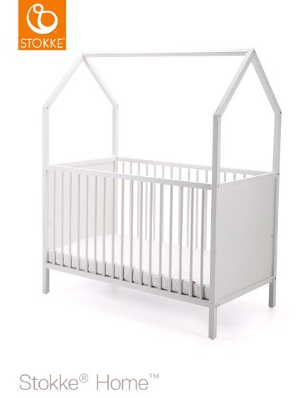 Stokke® - Home™ Bed 2 of 2 White