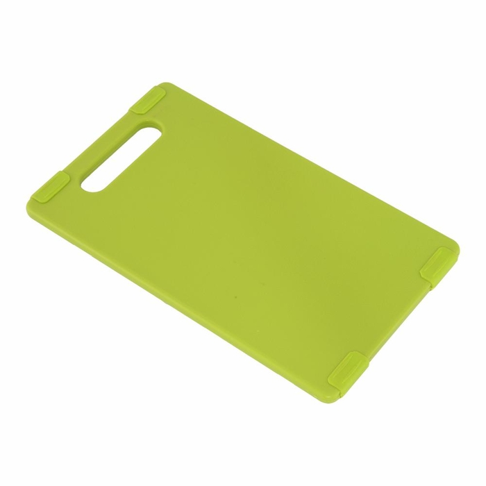 Non-slip cutting board green 25.4x15.1cm