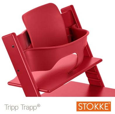 TRIPP TRAPP® BABY SET RED
