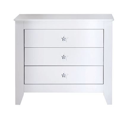 NOUKIES -  POUDRE D'ETOILES CHEST OF DRAWERS