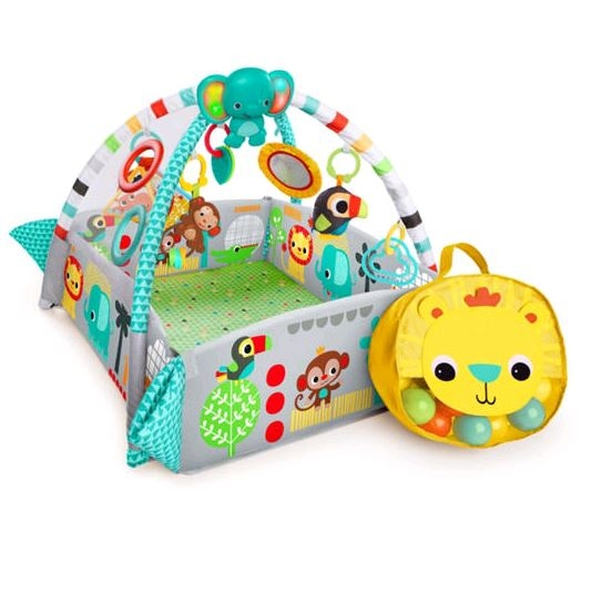BALL PLAY ACTIVITY GYM 5-IN-1