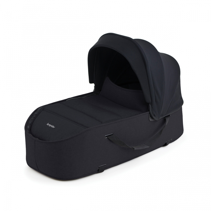 Bumprider - Connect Carrycot - Black